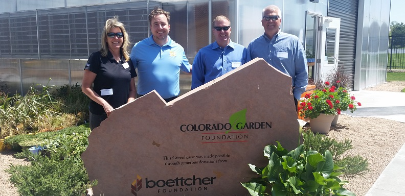 COLORADO GARDEN FOUNDATION AWARDS $479,004 IN GRANTS  THROUGHOUT COLORADO IN 2016
